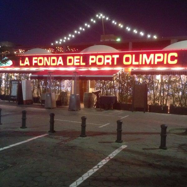 Foto scattata a La Fonda del Port Olímpic da Aleksandr C. il 1/6/2013