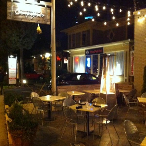 Das Foto wurde bei Campagnolo Restaurant + Bar von Joel H. am 2/10/2013 aufgenommen
