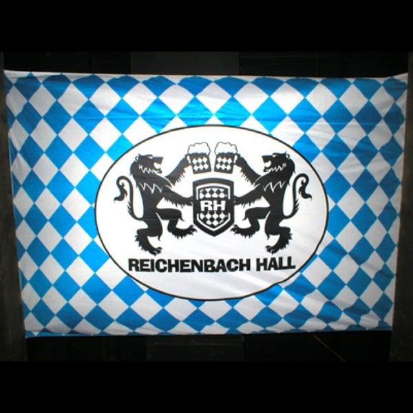 Снимок сделан в Reichenbach Hall пользователем Emily E. 5/9/2013