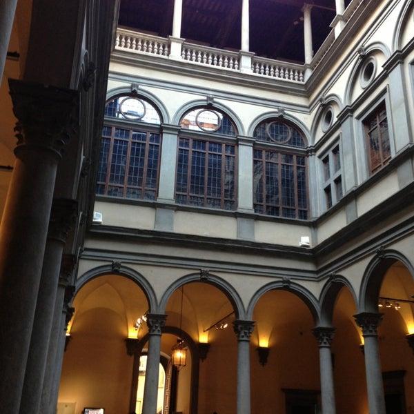 Photo prise au Palazzo Strozzi par Татьяна Р. le1/3/2013