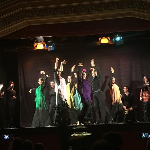 Снимок сделан в Palacio del Flamenco пользователем Duygu A. 6/13/2016