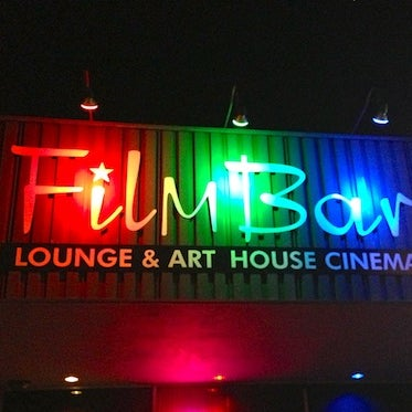 Not just a movie theater, but also an art house and a bar that features local artists on its walls, the unique watering hole hosts rare old films, cult classics, & current indie & foreign films.