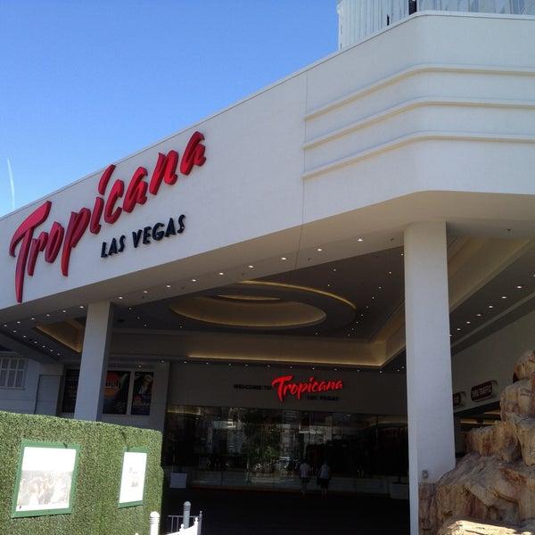 Снимок сделан в Tropicana Las Vegas пользователем Simone H. 5/1/2013