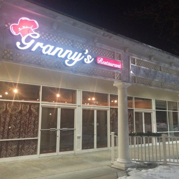 2/25/2015에 Christopher A.님이 Granny's Restaurant에서 찍은 사진