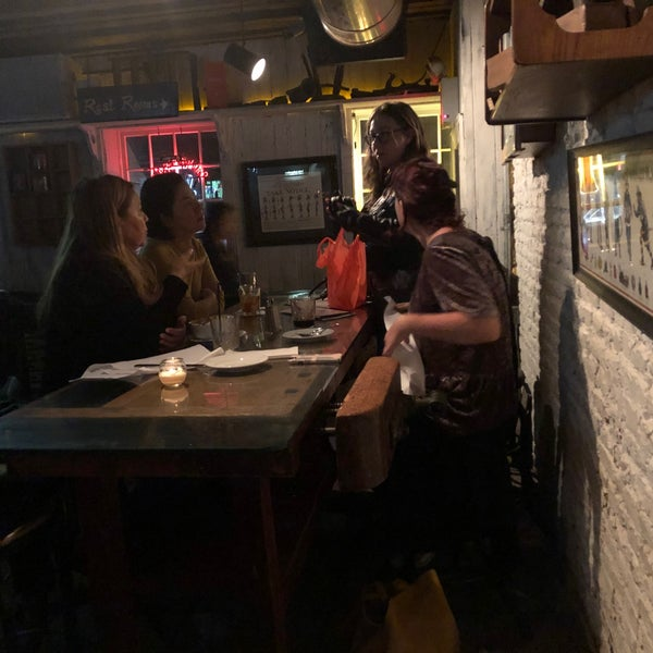 Foto diambil di The Porterhouse at Fraunces Tavern oleh Edward E. pada 10/26/2019