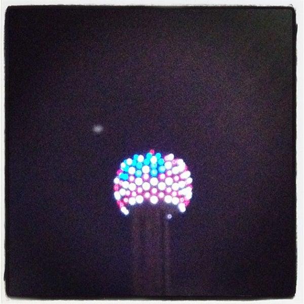 11/10/2012にDoug B.がReunion Towerで撮った写真
