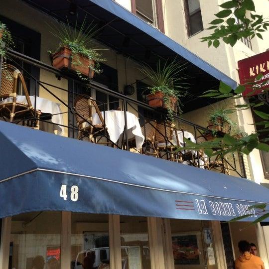 10/21/2012にMarc S.がLa Bonne Soupeで撮った写真