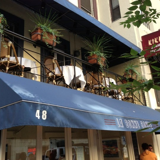 Foto tirada no(a) La Bonne Soupe por Marc S. em 10/21/2012