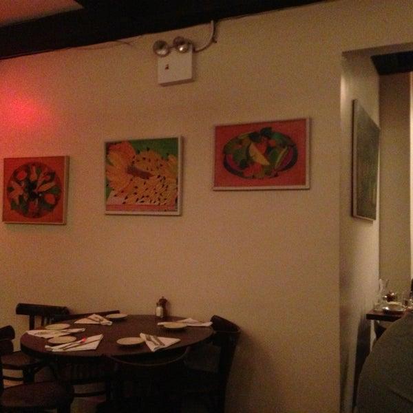 รูปภาพถ่ายที่ La Bonne Soupe โดย Marc S. เมื่อ 1/12/2013