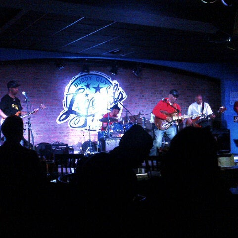 Foto tirada no(a) Buddy Guy's Legends por KGG em 2/28/2013