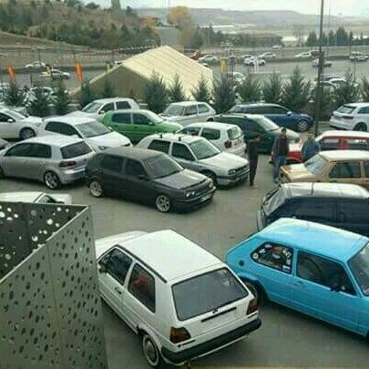 Снимок сделан в Park Vera пользователем Umut Ş. 11/13/2016
