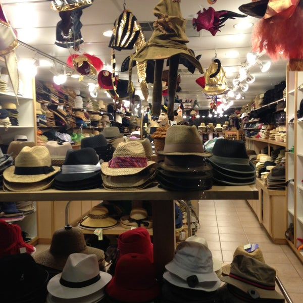 Photo taken at Hats Unlimited by Sisily S. on 7 13 2013 b9c3d1580b81