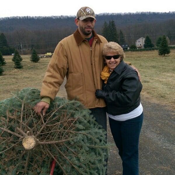 Kuhns Tree Farm Boalsburg Pa
