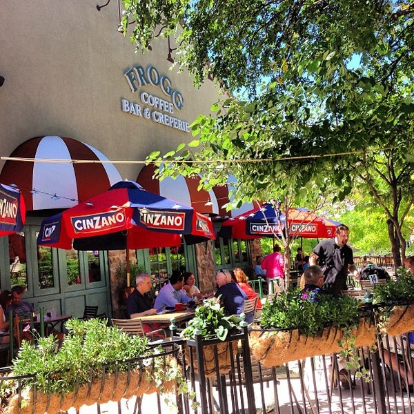 6/2/2013にFrogg CoffeeがFrogg Coffee Bar and Creperieで撮った写真