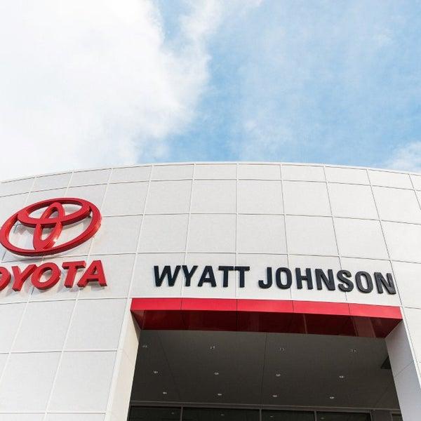 Wyatt Johnson Toyota >> Wyatt Johnson Toyota Auto Dealership In Clarksville