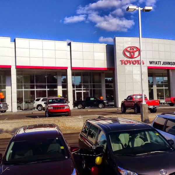 Wyatt Johnson Toyota >> Photos At Wyatt Johnson Toyota Auto Dealership In Clarksville
