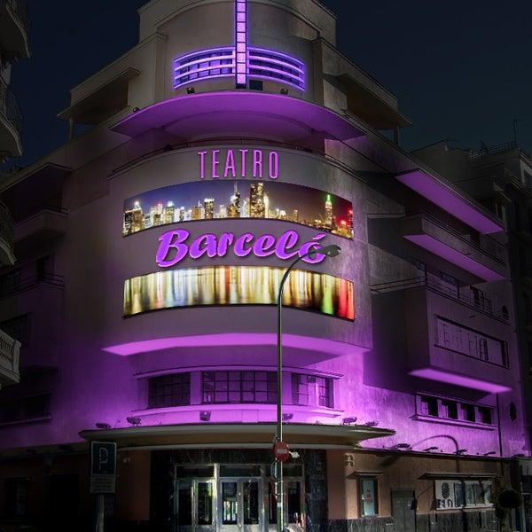 Foto tomada en Teatro Barceló por Teatro Barceló el 9/30/2014