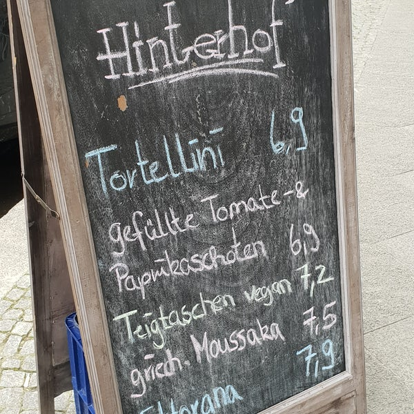 Hinterhof Cafe Mitte 4 Tips From 48 Visitors