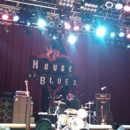 7/20/2013 tarihinde Peter R.ziyaretçi tarafından House of Blues'de çekilen fotoğraf