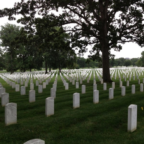 Foto scattata a Arlington National Cemetery da Amy W. il 7/2/2013