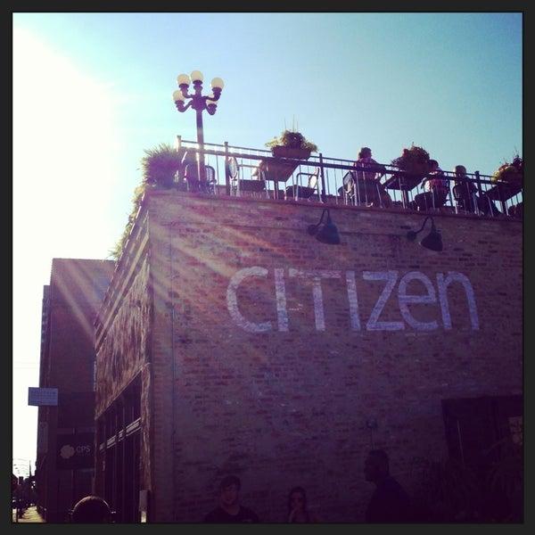 Photo prise au Citizen Bar Chicago par Michael S. le8/18/2013