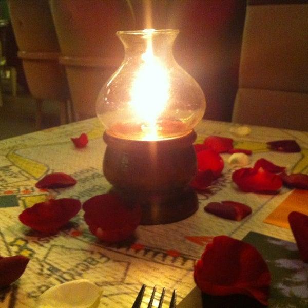 Foto tomada en Soho Green's por Seher B. el 12/20/2012
