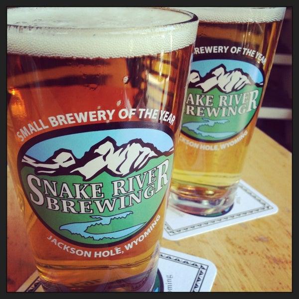 Das Foto wurde bei Snake River Brewery & Restaurant von Taylor A. am 8/2/2013 aufgenommen