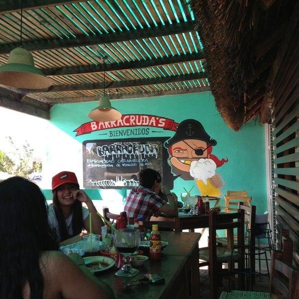 Foto diambil di Barracruda's oleh Sinuhé L. pada 2/11/2013