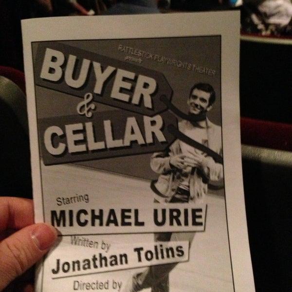 4/27/2013にEdward B.がRattlestick Playwrights Theaterで撮った写真