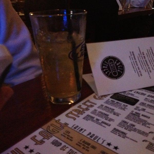 Das Foto wurde bei Eagle Street Grille von Rachel F. am 1/17/2013 aufgenommen