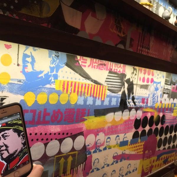 Das Foto wurde bei Fukuro Noodle Bar von Eva D. am 1/27/2018 aufgenommen