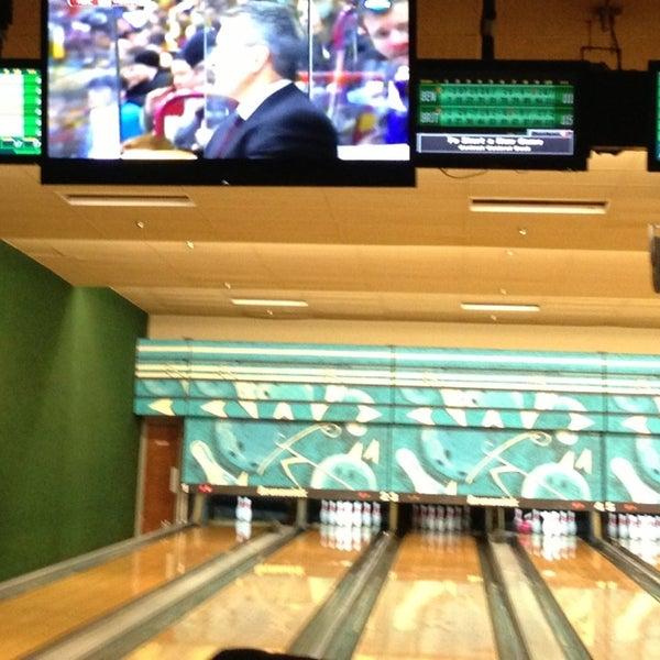 รูปภาพถ่ายที่ Park Tavern Bowling & Entertainment โดย Britton I. เมื่อ 12/31/2012