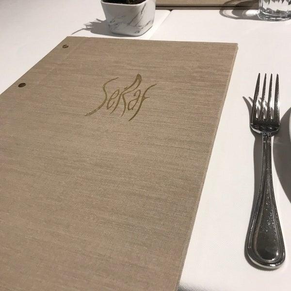 Foto tirada no(a) Seraf Restaurant por By  Ç O P U R em 4/3/2019