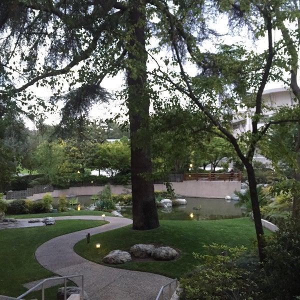 Japanese Inspired Garden In Grant Park: Cal Poly Pomona Japanese Garden
