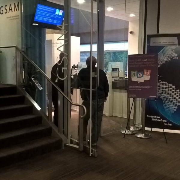 Microsoft Seattle Office: Microsoft Global Security