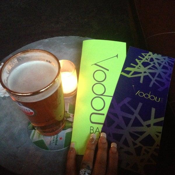 Das Foto wurde bei Vodou Bar von Christine B. am 4/25/2013 aufgenommen