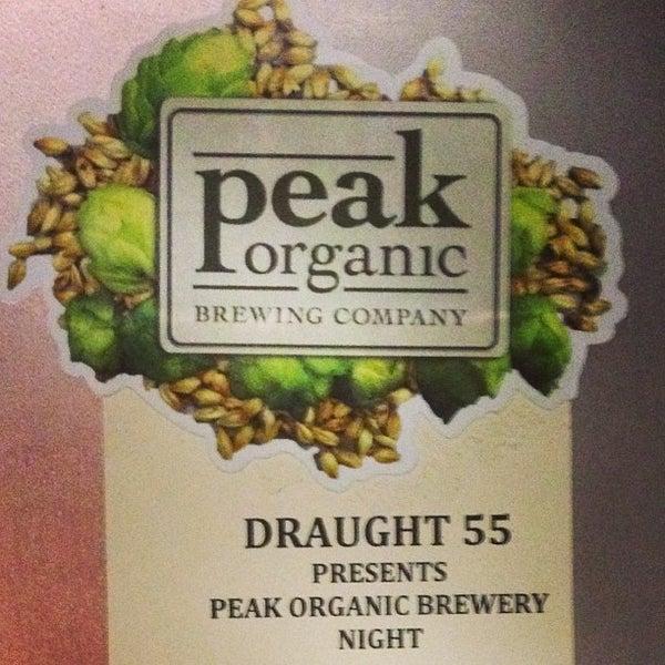 5/22/2013にZach Peak P.がDraught 55で撮った写真