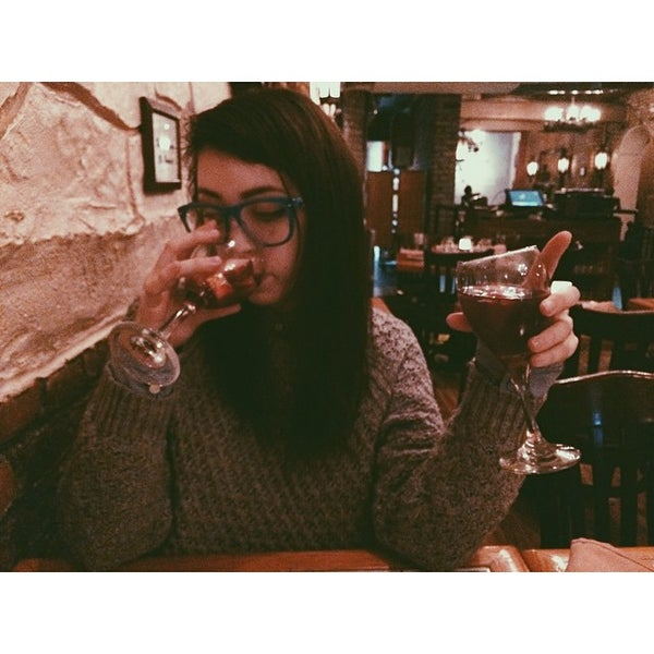 11/19/2014 tarihinde Olivia A.ziyaretçi tarafından Tio Pepe Restaurant'de çekilen fotoğraf