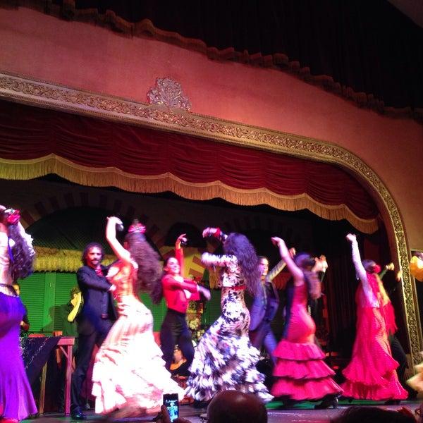 Foto tomada en Tablao Flamenco El Palacio Andaluz por Ekin A. el 9/24/2015