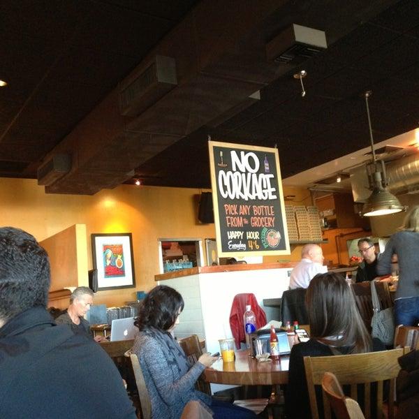 1/1/2013にCamila M.がLa Grande Orange Grocery & Pizzeriaで撮った写真