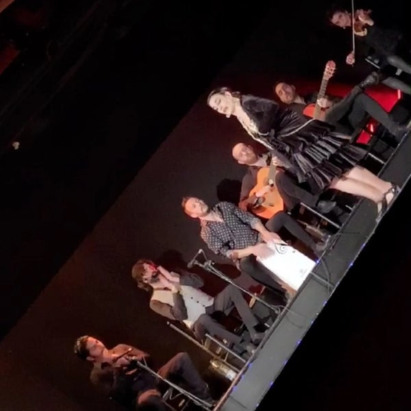 Das Foto wurde bei Palacio del Flamenco von Molly 🦄 am 12/19/2018 aufgenommen