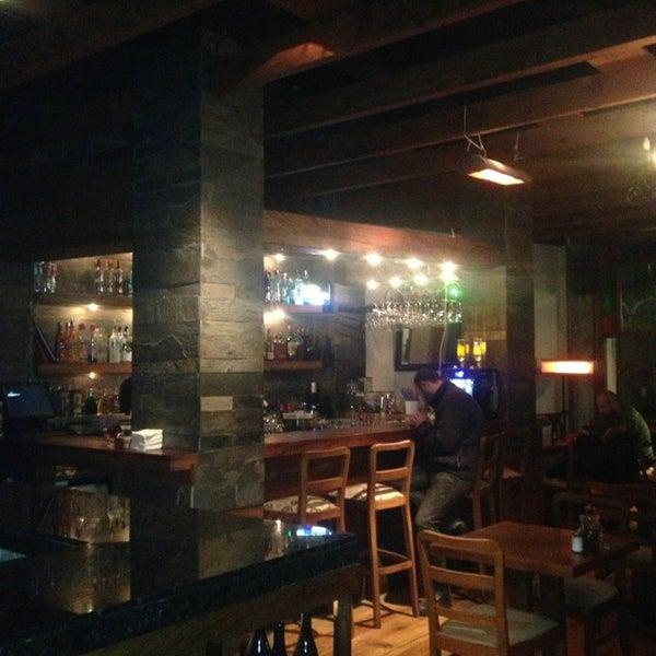 1/29/2013 tarihinde Pınar Ş.ziyaretçi tarafından Mica Restaurant & Bar'de çekilen fotoğraf