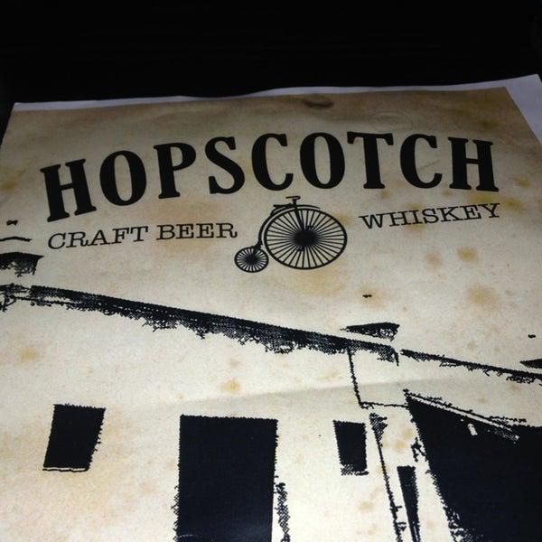 1/21/2013에 JZ님이 HopScotch에서 찍은 사진