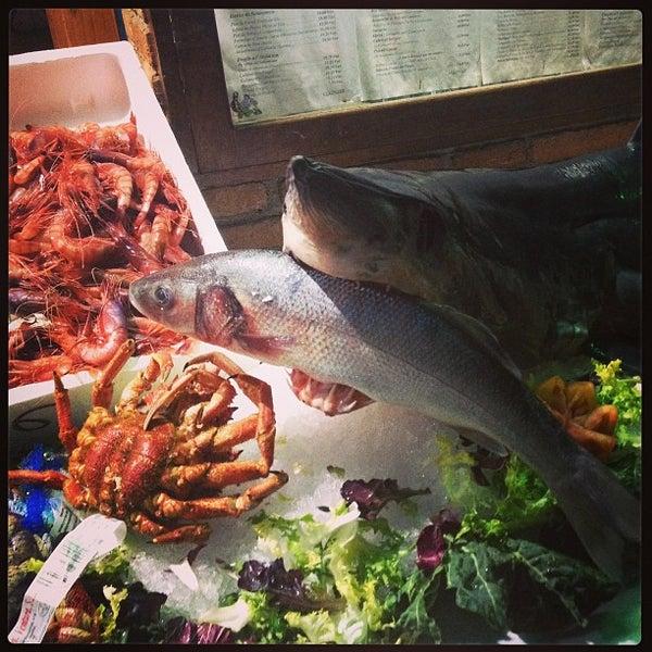 Das Foto wurde bei Restaurante Salamanca von Vianney S. am 2/27/2013 aufgenommen
