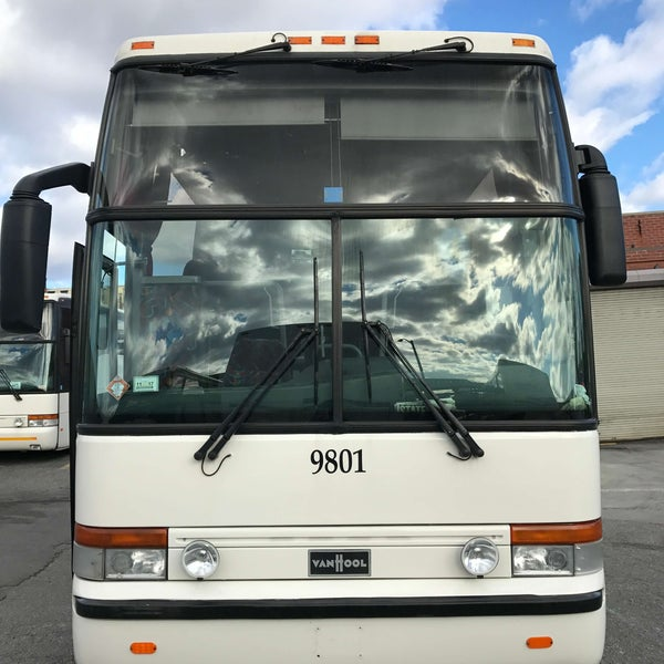 Photos at Van Hool Bus for Sale - The Heights - Jersey City, NJ