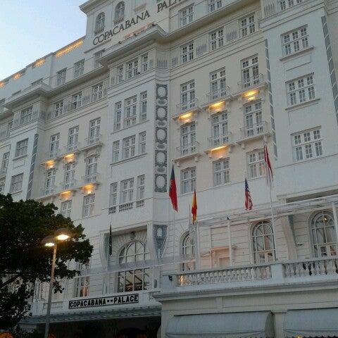 1/1/2013에 Cauan Antunes B.님이 Belmond Copacabana Palace에서 찍은 사진