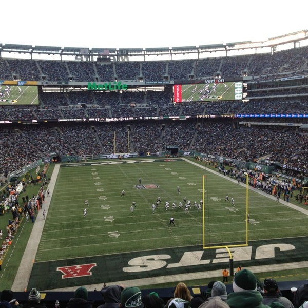 รูปภาพถ่ายที่ MetLife Stadium โดย Gabriel R. เมื่อ 12/23/2012