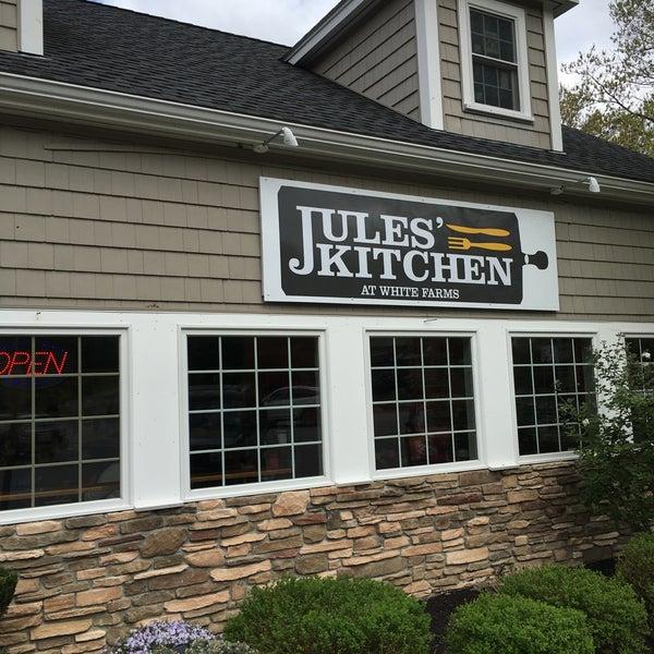 Jules Kitchen American Restaurant In Ipswich