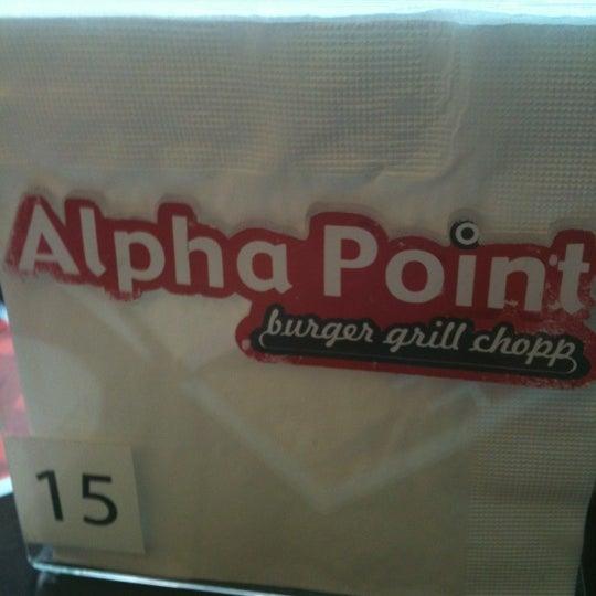 Foto tirada no(a) Alpha Point por Elaine M. em 6/11/2012