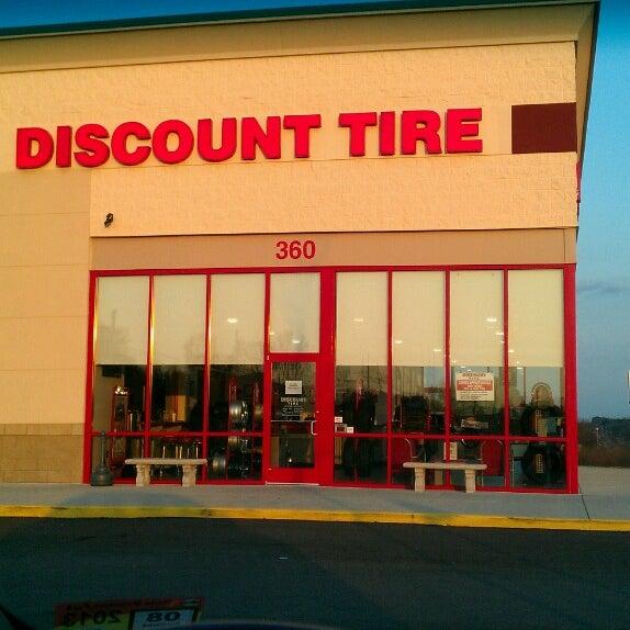 Discount Tire 48 Visitors